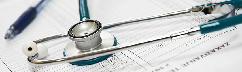 Arzt und Apotheke in Oberrad