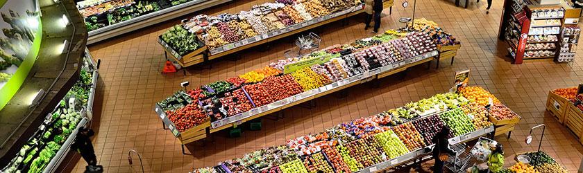 Einkaufen in Oberrad