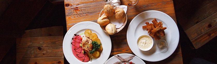 Gastronomie in Oberrad